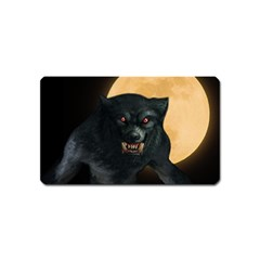 Werewolf Magnet (name Card)