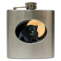 Werewolf Hip Flask (6 Oz)