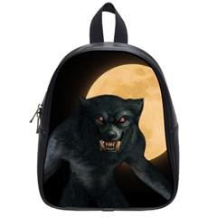 Werewolf School Bag (small)