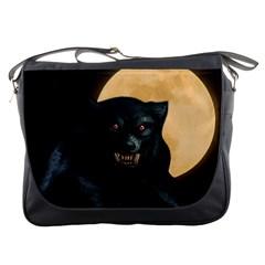 Werewolf Messenger Bags