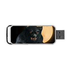 Werewolf Portable Usb Flash (two Sides)