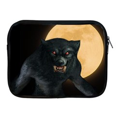 Werewolf Apple Ipad 2/3/4 Zipper Cases
