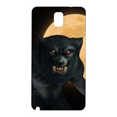 Werewolf Samsung Galaxy Note 3 N9005 Hardshell Back Case