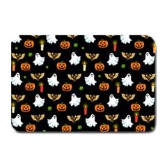 Halloween Pattern Plate Mats
