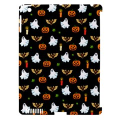Halloween Pattern Apple Ipad 3/4 Hardshell Case (compatible With Smart Cover)