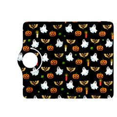 Halloween Pattern Kindle Fire Hdx 8 9  Flip 360 Case