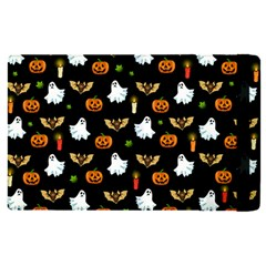 Halloween Pattern Apple Ipad Pro 12 9   Flip Case