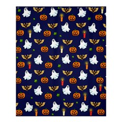 Halloween Pattern Shower Curtain 60  X 72  (medium)