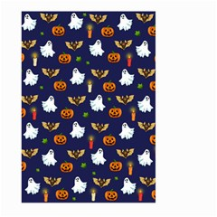 Halloween Pattern Large Garden Flag (two Sides)