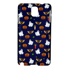 Halloween Pattern Samsung Galaxy Note 3 N9005 Hardshell Case