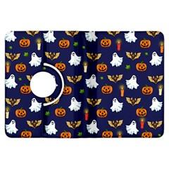 Halloween Pattern Kindle Fire Hdx Flip 360 Case