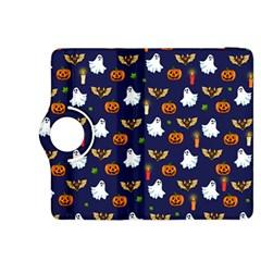 Halloween Pattern Kindle Fire Hdx 8 9  Flip 360 Case