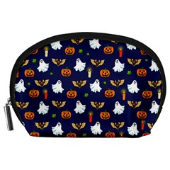 Halloween Pattern Accessory Pouches (large)