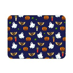 Halloween Pattern Double Sided Flano Blanket (mini)