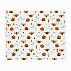 Halloween Pattern Small Glasses Cloth