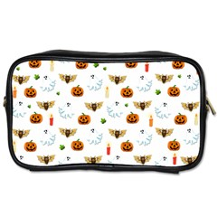 Halloween Pattern Toiletries Bags