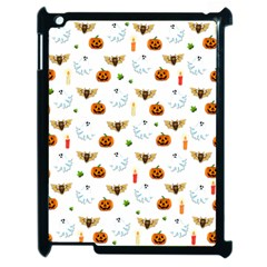 Halloween Pattern Apple Ipad 2 Case (black)