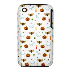 Halloween Pattern Iphone 3s/3gs