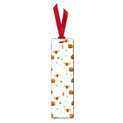 Halloween Pattern Small Book Marks