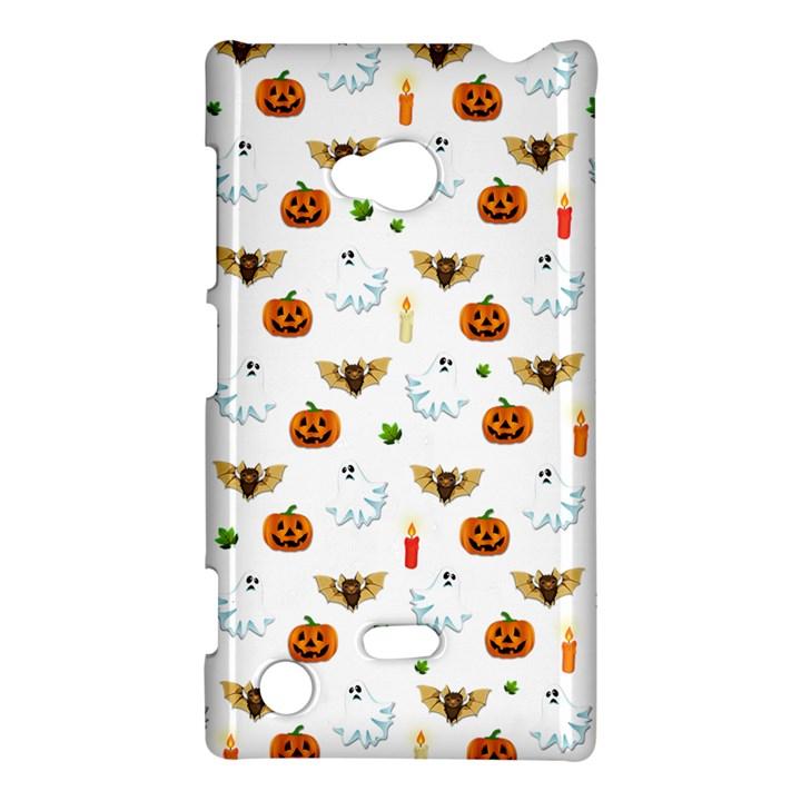 Halloween pattern Nokia Lumia 720