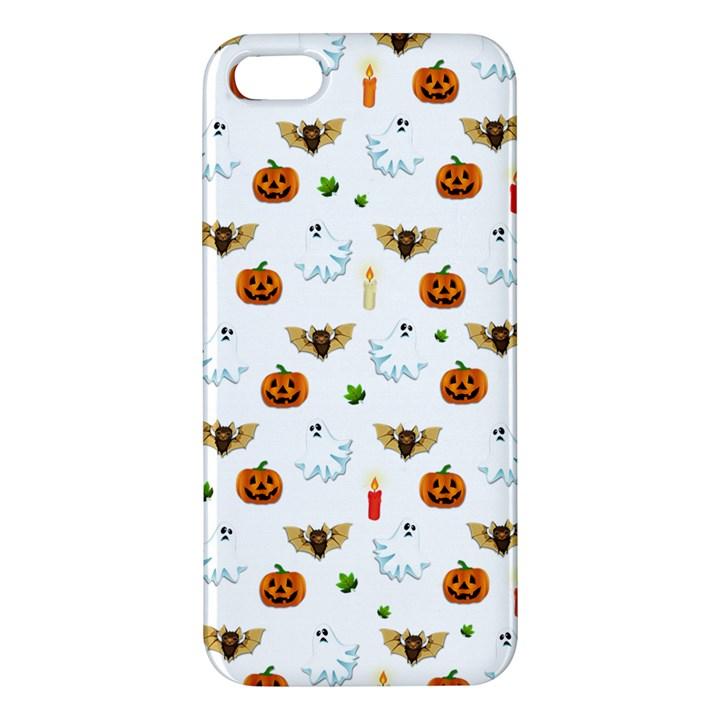 Halloween pattern iPhone 5S/ SE Premium Hardshell Case