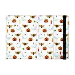 Halloween Pattern Ipad Mini 2 Flip Cases