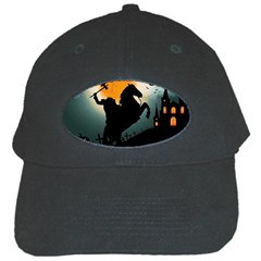 Headless Horseman Black Cap