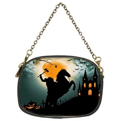 Headless Horseman Chain Purses (two Sides)