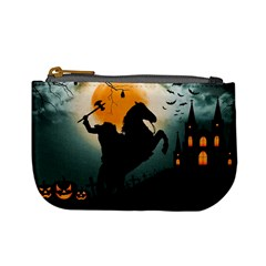 Headless Horseman Mini Coin Purses