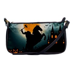Headless Horseman Shoulder Clutch Bags