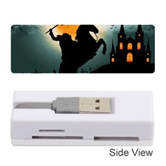 Headless Horseman Memory Card Reader (stick)