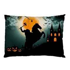 Headless Horseman Pillow Case (two Sides)