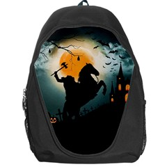 Headless Horseman Backpack Bag