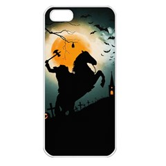 Headless Horseman Apple Iphone 5 Seamless Case (white)