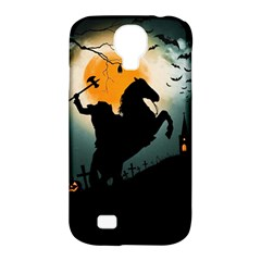 Headless Horseman Samsung Galaxy S4 Classic Hardshell Case (pc+silicone)