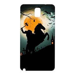 Headless Horseman Samsung Galaxy Note 3 N9005 Hardshell Back Case