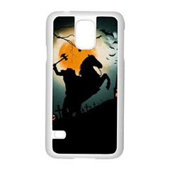 Headless Horseman Samsung Galaxy S5 Case (white)