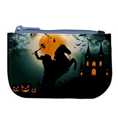 Headless Horseman Large Coin Purse