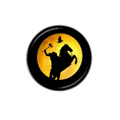 Headless Horseman Hat Clip Ball Marker (10 Pack)
