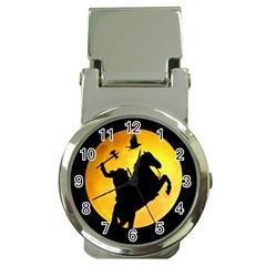 Headless Horseman Money Clip Watches