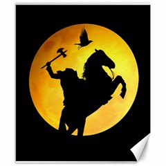Headless Horseman Canvas 8  X 10