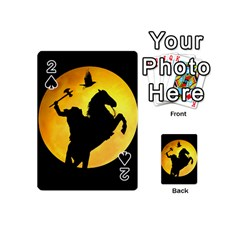Headless Horseman Playing Cards 54 (mini)