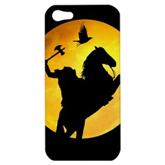 Headless Horseman Apple Iphone 5 Hardshell Case