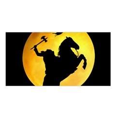 Headless Horseman Satin Shawl