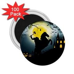 Headless Horseman 2 25  Magnets (100 Pack)