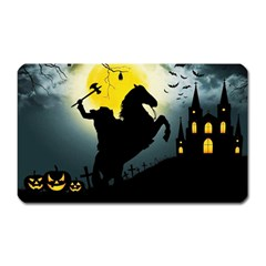 Headless Horseman Magnet (rectangular)