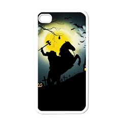 Headless Horseman Apple Iphone 4 Case (white)