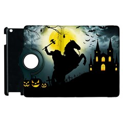 Headless Horseman Apple Ipad 3/4 Flip 360 Case