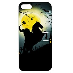 Headless Horseman Apple Iphone 5 Hardshell Case With Stand