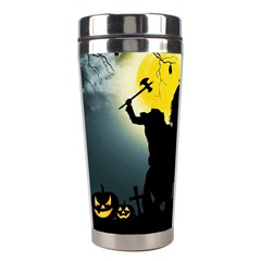 Headless Horseman Stainless Steel Travel Tumblers